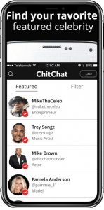 Chit-chat app